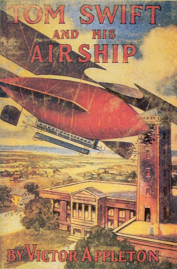 Tom Swift and His Airship (1910)